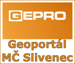 logo GEPRO Slivenec