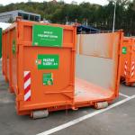 logo kontejner